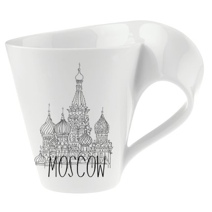 Cana Villeroy & Boch NewWave Modern Cities Moscow, 300ml