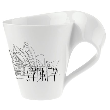 Cana Villeroy & Boch NewWave Modern Cities Sydney, 300ml