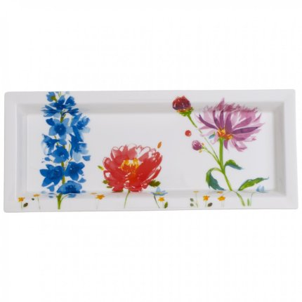 Bol rectangular Villeroy & Boch Anmut Flowers Gifts 25x10cm