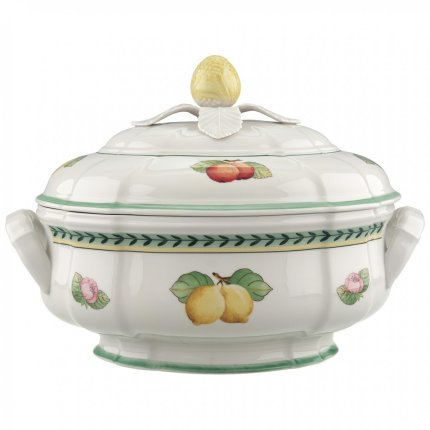 Vas servire supa Villeroy & Boch French Garden Fleurence 2.50 litri