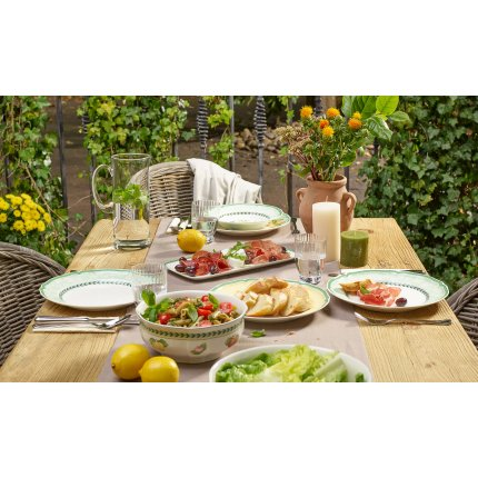 Bol salata Villeroy & Boch French Garden Fleurence 21 cm