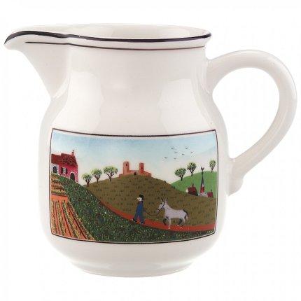 Vas servire lapte Villeroy & Boch Design Naif 0.25 litri