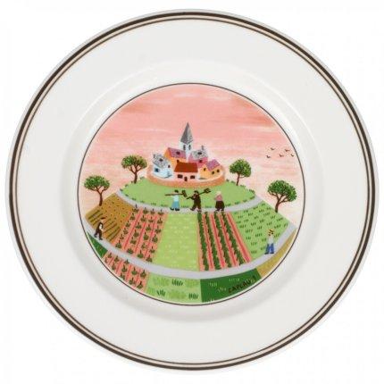 Farfurie Villeroy & Boch Design Naif Bread & Butter Hamlet 17 cm