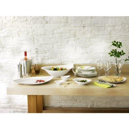 Bol adanc Villeroy & Boch New Cottage Special Serve Salad 29cm