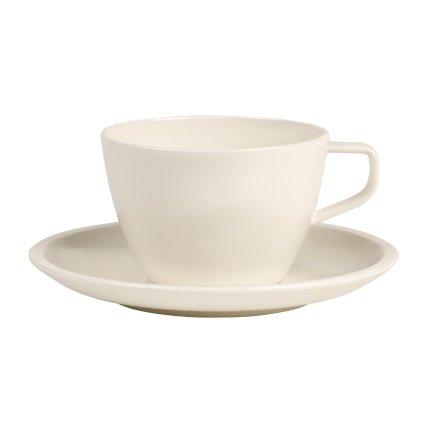 Ceasca si farfuriuta cappuccino Villeroy & Boch Artesano Original 0.26 litri