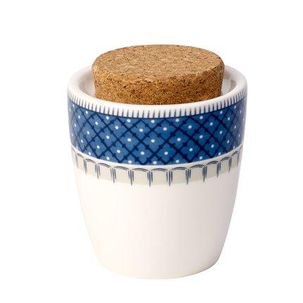 Zaharnita cu capac Villeroy & Boch Casale Blu 0,30 litri