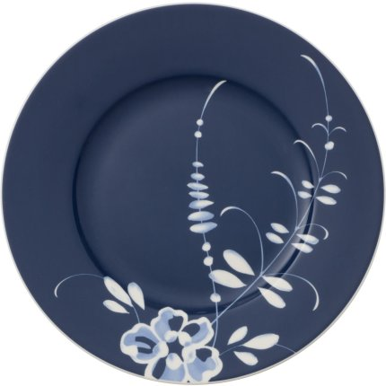 Farfurie Villeroy & Boch Old Luxembourg Brindille Salad 22cm Blue