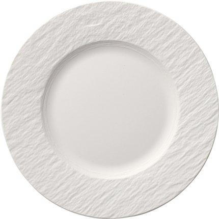 Farfurie Villeroy & Boch Manufacture Rock Blanc Salad 22cm