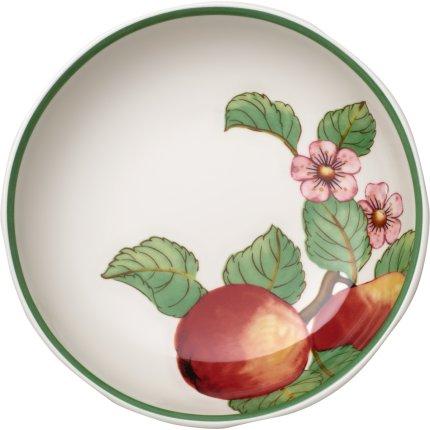 Bol plat Villeroy & Boch French Garden Modern Fruits Salad Apple 23.5x23.5x5cm