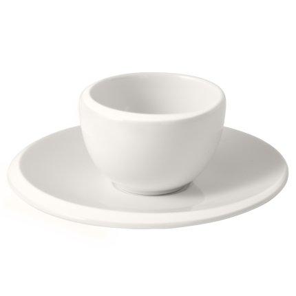 Ceasca si farfuriuta espresso Villeroy & Boch New Moon 0.10 litri