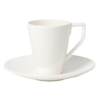Ceasca si farfuriuta espresso Villeroy & Boch La Classica Nuova