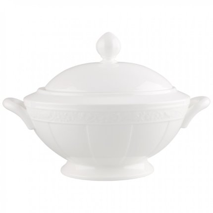 Vas servire supa Villeroy & Boch White Pearl 2.80 litri