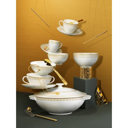 Ceasca si farfuriuta cafea Villeroy & Boch Samarkand 0.20 litri