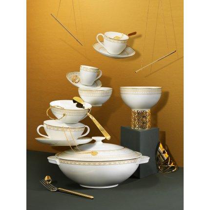 Ceasca si farfuriuta espresso Villeroy & Boch Samarkand 0.10 litri