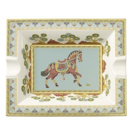 Scrumiera Villeroy & Boch Samarkand Aquamarin Gifts 17x21cm