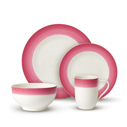 Set Villeroy & Boch Colourful Life Berry Fantasy For Me & You 8 piese