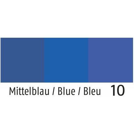 Fata de masa Sander Garden Atmosphere 140x200cm, protectie anti-pata, 10 albastru shadow