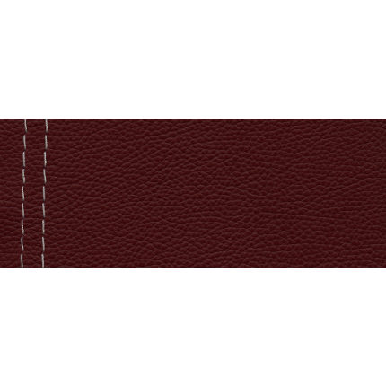 Canapea de colt Softaly Adamo B878 orientare dreapta, tapiterie piele Denver rosu 10BR