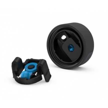 Cana termos Kambukka Olympus cu capac Switch, inox, 500ml, Swirly Blue