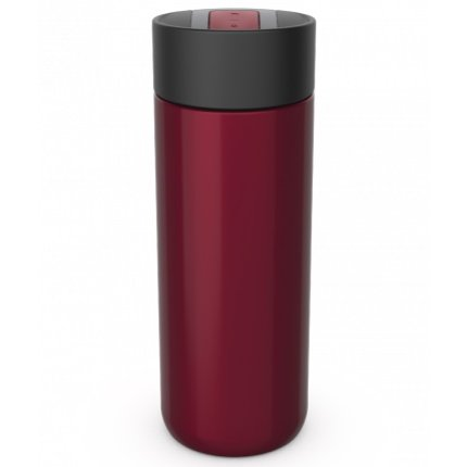 Cana termos Kambukka Olympus cu capac Switch, inox, 500ml, Ravenous red