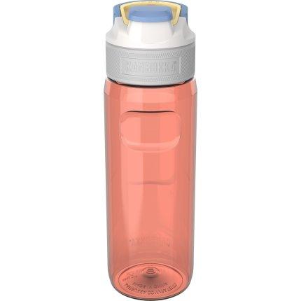 Sticla Kambukka Elton cu capac 3 in 1 Snapclean, Tritan, 750 ml, Wild Flamingo