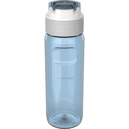 Sticla Kambukka Elton cu capac 3 in 1 Snapclean, Tritan, 750 ml, Niagara Blue