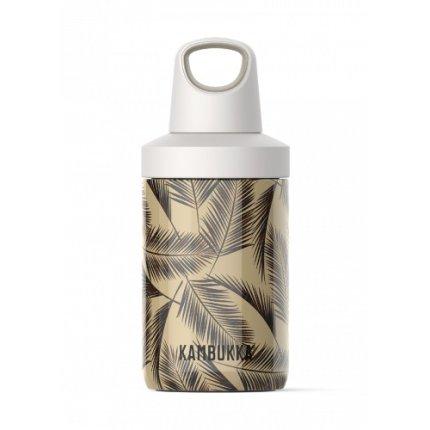 Sticla termos Kambukka Reno cu capac Twist, inox, 300 ml, Palms