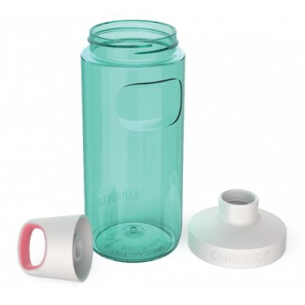 Sticla Kambukka Reno cu capac Twist, Tritan, 500 ml, Mint Green