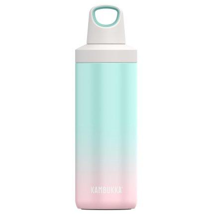 Sticla termos Kambukka Reno cu capac Twist, inox, 500 ml, Neon Mint