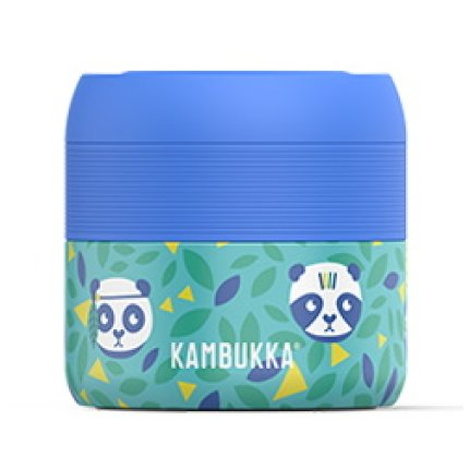 Termos cu capac Kambukka Bora, inox, 400ml, Chief Panda