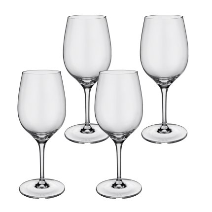 Set 4 pahare vin alb Villeroy & Boch Entree Goblet 186mm, 0,30 litri