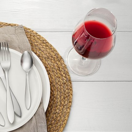 Set 4 pahare vin rosu Villeroy & Boch La Divina Burgundy Goblet 243mm, 0,68 litri