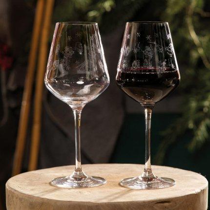 Set 2 pahare vin rosu Villeroy & Boch Toys Delight Goblet