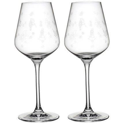 Set 2 pahare vin alb Villeroy & Boch Toys Delight Goblet