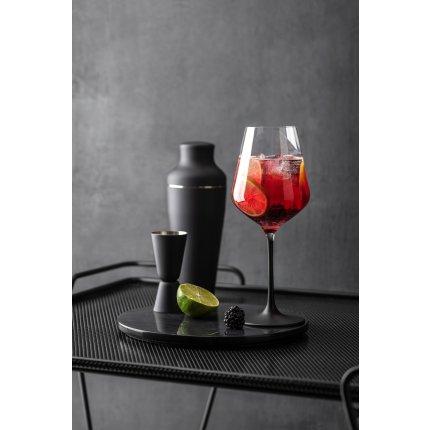 Set 4 pahare vin rosu Villeroy & Boch Manufacture Rock Goblet, 234mm