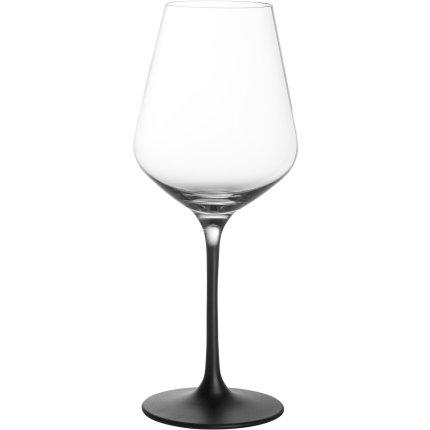 Set 4 pahare vin alb Villeroy & Boch Manufacture Rock Goblet, 227mm