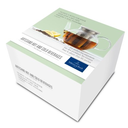 Ceainic sticla cu infuzor Villeroy & Boch Artesano Hot&Cold Beverages S, 0,50 litri