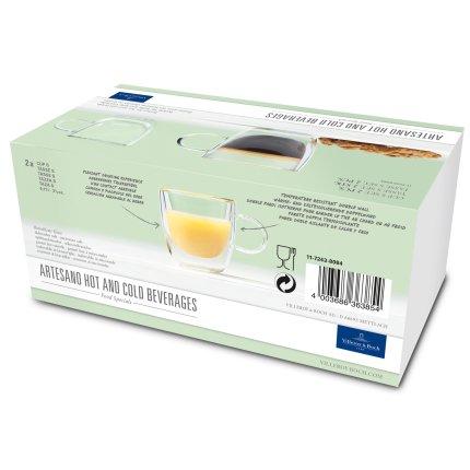 Set 2 cesti Villeroy & Boch Artesano Hot&Cold Beverages S, 0,11 litri