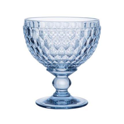 Pahar Villeroy & Boch Boston Champagne Blue 0.40 litri