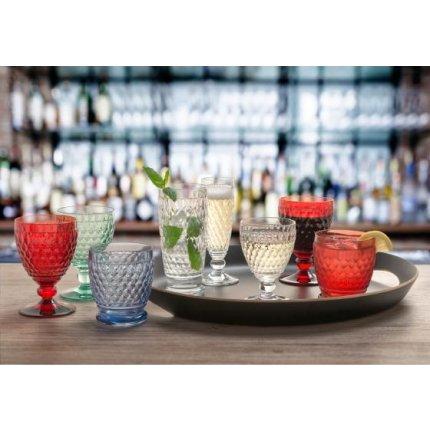 Pahar Villeroy & Boch Boston Champagne Green 0.40 litri