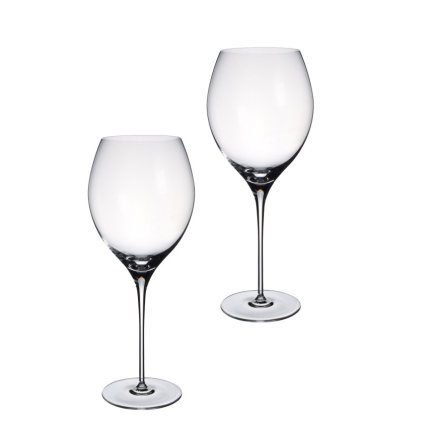 Set 2 pahare vin rosu Villeroy & Boch Allegorie Premium Bordeaux Grand Cru 294mm, 1.02 litri