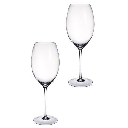 Set 2 pahare vin rosu Villeroy & Boch Allegorie Premium Bordeaux 278mm, 0.72 litri