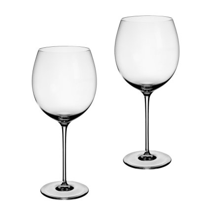 Set 2 pahare vin rosu Villeroy & Boch Allegorie Premium Burgundy 247mm, 0.78 litri