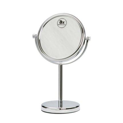 Oglinda cosmetica rotunda Bemeta 235x350x150 mm, diametru 150 mm