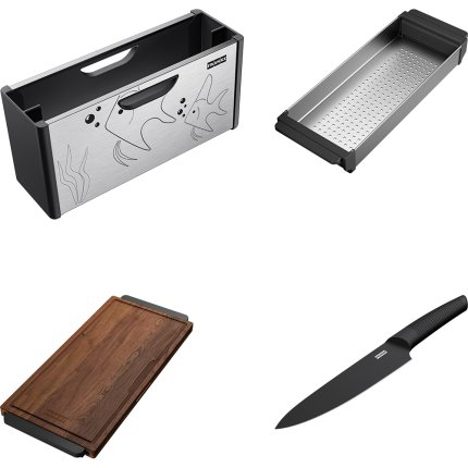 Set accesorii Franke Andy Chef 41-20 pentru chiuvete FrankeBox