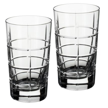 Set pahare Villeroy & Boch Ardmore Club Highball 365ml, 2 piese