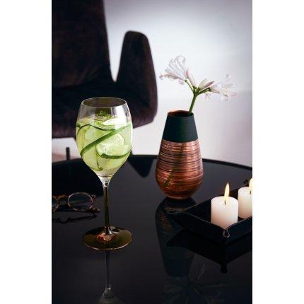 Set 2 pahare vin rosu Villeroy & Boch Manufacture Bordeaux 252mm, 0.65 litri