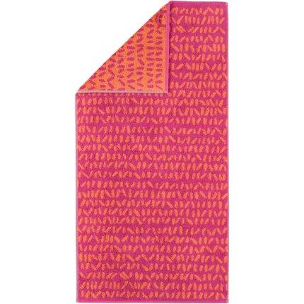 Prosop baie Cawo Code Allover 70x140cm, 23 roz