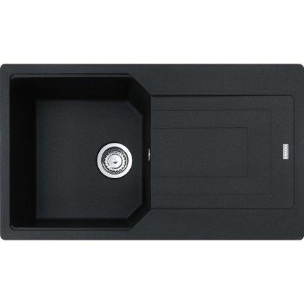 Chiuveta Franke fragranite Urban UBG 611-86, 860x500mm, Nero