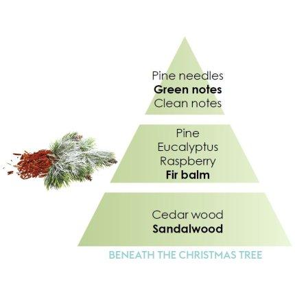 Parfum pentru lampa catalitica Berger Beneath the Christmas Tree 500ml